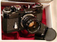 Nikon Limited Edition S3 (Black)