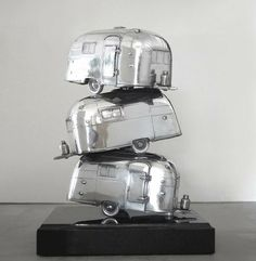 Three Cans ARTIST: Christopher Schulz (1974, United States) YEAR: 2013 PRICE:$5,950