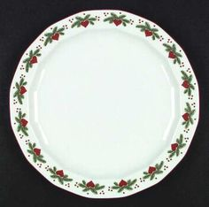 Hearts & Pines plate by Porsgrund