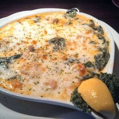 Seafood Skillet Fondue