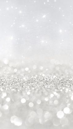 phone wallpaper glitter Pretty iPhone Wallpapers That Dont Cost a Thing - White Glitter Wallpaper, Glitter Wallpaper Iphone, White Wallpaper For Iphone, Whats Wallpaper, Wallpaper Free, Trendy Wallpaper, Pretty Wallpapers, Aesthetic Iphone Wallpaper, Wallpaper Backgrounds