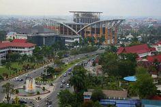 Pekanbaru, Riau, Indonesia.
