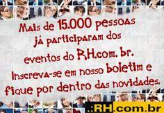 Seminários RH.com.br