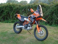KTM 690 Enduro Rally Raid