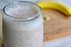 Banana Cinnamon Smoothie - Mother Thyme