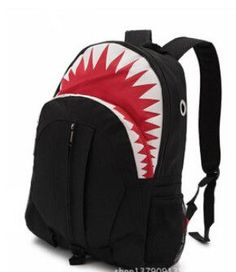Star 2016 Free Shipping! Hot Sale Children Fashion Shark Backpack ...
