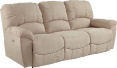 Check out what I found at La-Z-Boy! Hayes PowerRecline La-Z-Time® Full Reclining Sofa