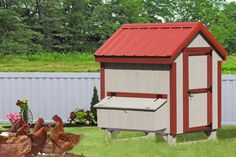 An A-Frame chicken coop from the Amish in Lancaster, PA. This coop is available for shipping throughout the continental USA from Sheds Unlimited Inc in Lancaster, PA. Buy this backyard chicken house online by visiting http://www.shedsunlimited.net/store/product/chicken-house-coops-for-sale/ or call 717-442-3281