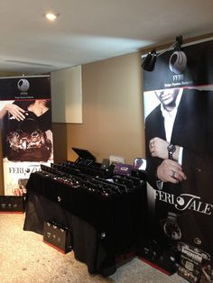 Do you like putting on a display partying with friends and family for any occasions? Do you look to meet people at trade shows well GWT FERI Fashion House has the business you need and the Product everyone wants.  Join the action Now Sharna Robinson 416 896 5678 sharna_robinson@hotmail.com www.globalwealthtrade.com/robinson Meet People, Trade Show, Join, Presents, Action, Display, Luxury, House Styles, Friends