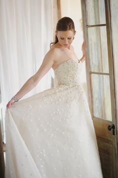 Wedding Dress: Christos