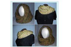 10 #Autumn #Crochet Items To Make This Fall: Crochet Cowls