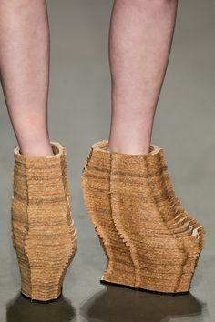 Amsterdam fashion week- De schoenen van Winde Rienstra