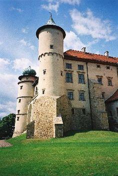 Zamek w Nowym Wiśniczu, najpiękniejsze polskie zamki, zdjęcie zamku,