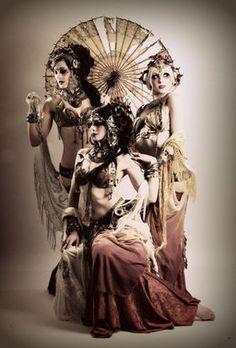 ブーム到来!トライバルフュージョンベリーダンス-Tribal Fusion Belly Dance - NAVER まとめ