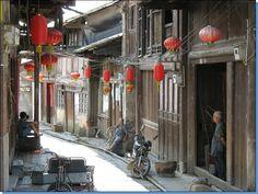 Daxu Town, China