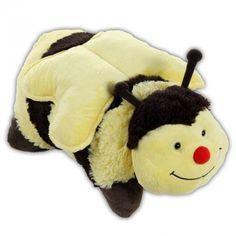 Pillow Pets   Kopfkissen Plüschtier, Biene
