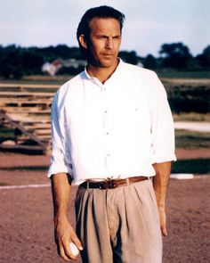 size: Photo: Kevin Costner - Field of Dreams : Hello Movie, Movie Stars, Movie Tv, Baseball Movies, Field Of Dreams, Kevin Costner, Celebs, Celebrities, Professional Photographer