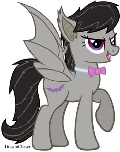 Octavia Bat by on DeviantArt My Little Pony Games, My Lil Pony, Minion Baby, Vinyl Scratch, Nightmare Moon, Some Beautiful Pictures, Equestria Girls, Musical, Mlp