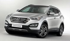 Hyundai Santa Fe new generation, has so far been detected only in the U.S. preview. From today are available photographs of the models, which will be sold in Europe. Compared to its predecessor, the new Santa Fe is better in all areas . The difference between American and European versions is not great .. The biggest difference is that it will be