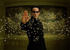 matrix Neo: What is it? Trinity: A déjà vu is usually a glitch in the Matrix. It happens when they change something.