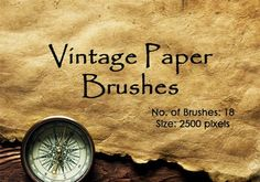 Photoshop Free Brush Pack / Pack de Pinceles Gratis para Photoshop