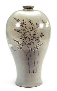 Korean Art, Porcelain, Vase, Flowers, Home Decor, Porcelain Ceramics, Decoration Home, Room Decor, Vases