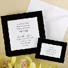 Inexpensive wedding invitations Inexpensive Wedding Invitations, Black Wedding Invitations, Place Cards, Place Card Holders