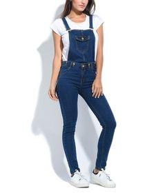 This Blue Denim Overalls is perfect! #zulilyfinds