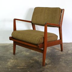 SALE Free Shipping Jens Risom Lounge Chair by TheModernHistoric, $950.00