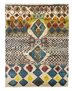 Tapis marocain (Le Monde Sauvage)