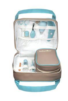 Babymoov A032001 Baby-Kulturtasche (mit Pflegezubehör)