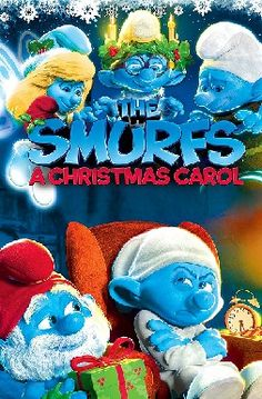 The Smurfs- A Christmas Carol