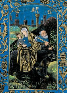Flight to Egypt from the Black Hours