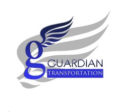 Guardian Transportation Logo created by DT Webdesigns
