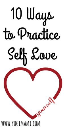 Loving yourself is important for health and well-being. Here are 10 ways to practice self love! Body Positive Quotes, Positive Vibes, Positive Living, Coping With Stress, Stress And Anxiety, Routine Quotes, Stress Management Activities, You Are Important, Love Affirmations