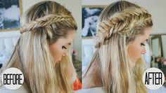 To see more hair and fashion go to my blog at, www.barefootblonde.com **Switch to HD for better quality Make sure to tag me in your instagrams so I can see y...