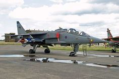 Jaguar T4A XX835/EX  of 6 Squadron
