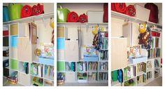 twobutterflies: An Organized Kids Closet