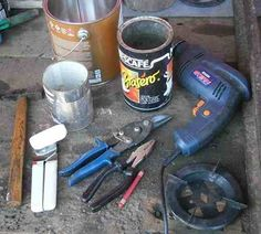 How to Make Your Own Rocket Stoves (Tin Can & Long Burner Rocket Stoves)