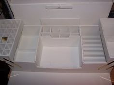 Cosmetic Storage Solutions