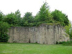 Gilles Clement  L'île Derborence - parc Matisse à Lille