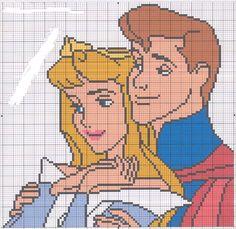 Sleeping Beauty & Prince Charming II