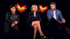 The Hunger Games: Mockingjay Part 2: Jennifer Lawrence, Josh Hutcherson ...