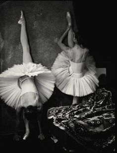 "Simply breathtaking.  From the ""Top 10 Most Beautiful Photos Of Ballerinas"". #dance #ballerinas"
