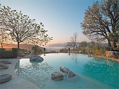 Toscana의 멋진 부띡 호텔