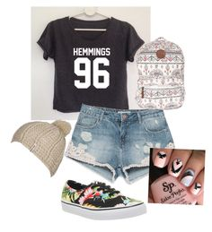 """Clothes"" by mayarose1704 ❤ liked on Polyvore featuring Zara, Vans and Billabong"