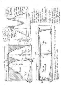 Top bralette para tecido plano – DIY – molde, corte e costura – Marlene Mukai