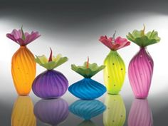 Beautiful collection of perfume bottles would look lovely in many rooms in the home.