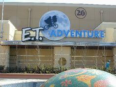 "The E.T. ride at Universal Studios. One of my favorites. I wanted to live with his alien friends. The fake forest was cold and smelled like pine, I still remember it. Sometimes I'll say ""Hey, it smells like the E.T. ride in here,"" and nobody knows what the hell I am talking about."