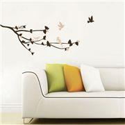 מדבקת קיר אביב תמצאו כאן ועוד מגוון עצום של מתנות ומוצרי מעצבים באספקה מהירה look.co.il
